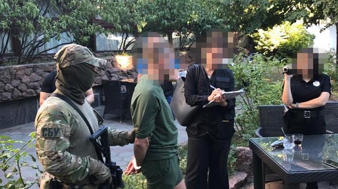 СБУ інсценувала вбивство киянина та затримала замовника