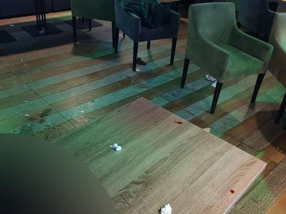 Смерть чоловіка у ресторані Харкова: поліція опитує свідків