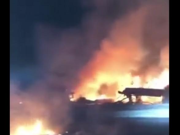 У Харківській області розбився літак із курсантами ЗСУ, є жертви