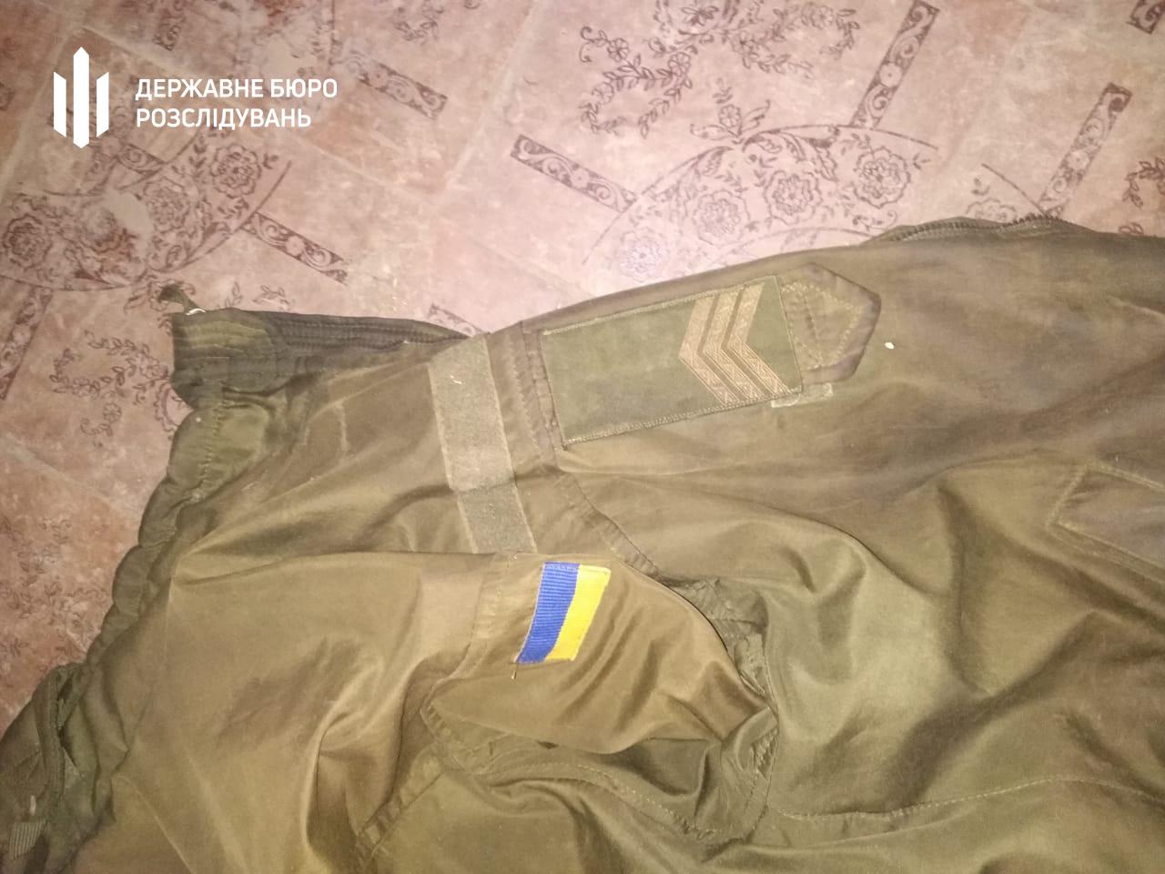 Військового на Донбасі арештували за побиття та підпал товариша по службі